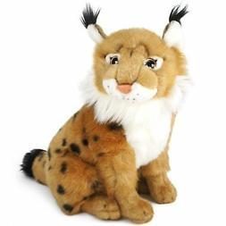 VIAHART Linus The Lynx | 12 Inch Stuffed Animal Plush | by T