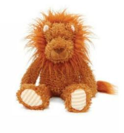 Lion Stuffed Animals & Plush Toys By Kids Preferred