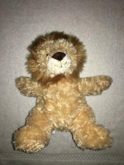 "Aurora Lion Tubbie Wubbies Tan Plush 12"" Soft Toy Stuffed An"