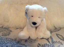 10 inches Little Jellycat Perry Polar Bear Stuffed Animal