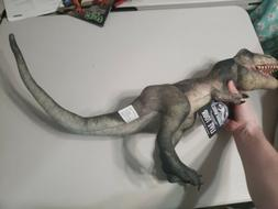 Jurassic World Live Tour Show Deluxe Toy stuffed Plush T-rex