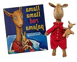 Llama Llama Red Pajama Book Bundle with Large Stuffed Animal