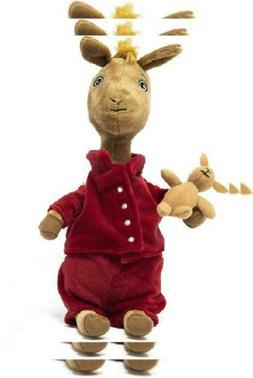 "Kids Preferred Llama Red Pajama Large Stuffed Animal, 13"""