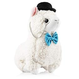 Llama Stuffed Animal Plush Fancy Friend: Cute & Funny Llama