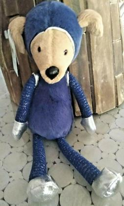 JELLYCAT LONDON GALACTIC PUP WITH TAGS