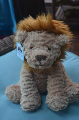 Jellycat London Medium Fuddlewuddle Lion Stuffed Animal