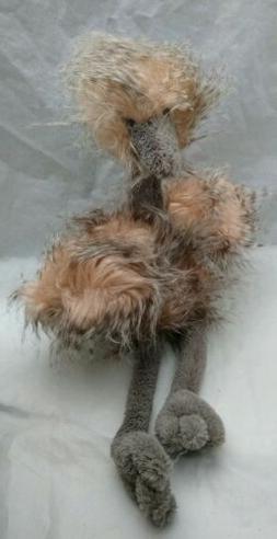JellyCat London Plush Stuffed Mad Pet Odette Ostrich Emu Bir