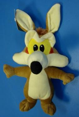 """Baby Looney Tunes 10"""" Wile E Coyote Plush Doll Toy"""