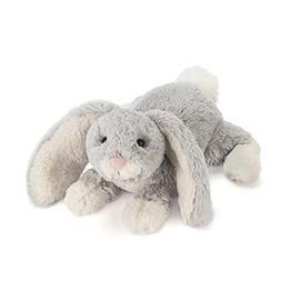 loppy silver bunny
