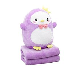 Lovely Cartoon Penguin Plush Stuffed Animal Toys Super Soft