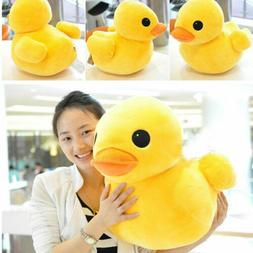 "20cm 8"" Lovely Yellow Duck Stuffed Animal Plush Soft Toys Cu"