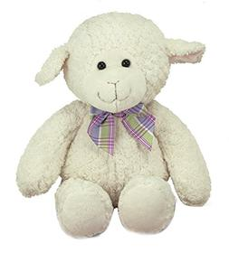 Melissa & Doug Lovey Lamb Stuffed Animal