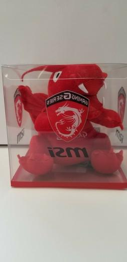 lucky dragon stuffed toy