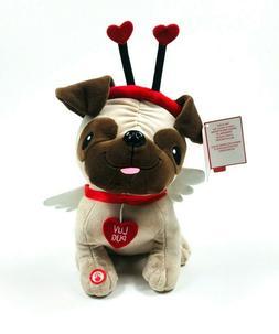 Luv Pug Hallmark Stuffed Plush Animal Sings Baby Got Back Va