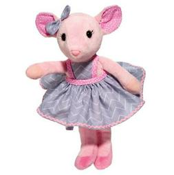 Madeline Pink/Gray Mouse