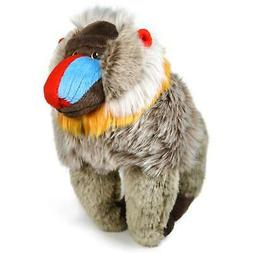 VIAHART Mambo the Mandrill | 10.5 Inch Stuffed Animal Plush