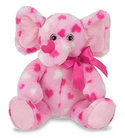 Bearington Manny Hugs Valentines Plush Stuffed Animal Elepha