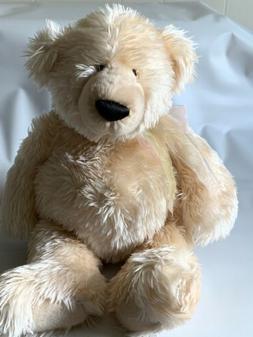 """GUND Marlowe Teddy Bear Stuffed Animal Plush, Beige, 17"""" #15"""