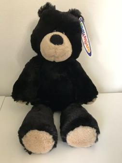 Mary Meyer Marshmallow Black Bear Stuffed Animal Plush 13""