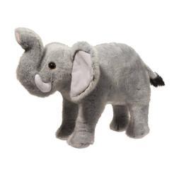 "Douglas Maude ELEPHANT 9"" Plush Stuffed Animal Soft Cuddle T"