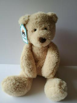 JellyCat Medium Babbington Bear With Tags Retired Teddy Bear