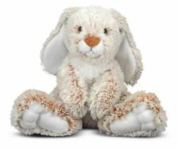Melissa & Doug 7674 Burrow Bunny Rabbit Stuffed Animal