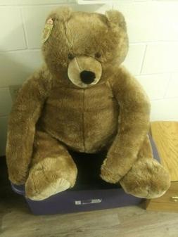 Melissa & Doug Giant Stuffed Teddy Bear