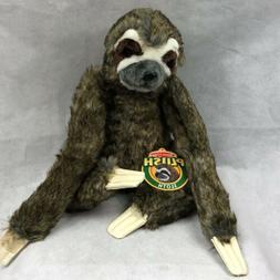 Melissa & Doug Lifelike Sloth Plush
