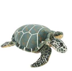 Melissa & Doug Sea Turtle Giant Stuffed Animal/Plush, NEW -