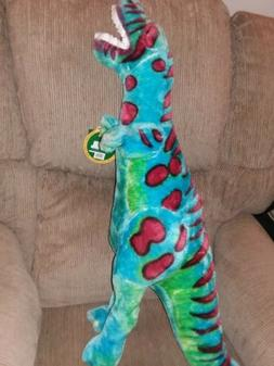 Melissa  Doug Giant T-Rex Dinosaur - NEW Stuffed Animal over