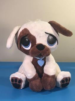 MGA Rescue Pets Interactive Animated Plush Stuffed Puppy Dog