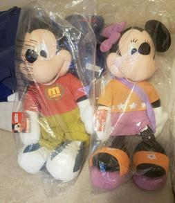 Disney Mickey Mouse & Minnie Mouse Stuffed Animals TOYS R US