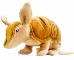 Mike the Armadillo | 10 Inch  Stuffed Animal Plush | By Tige