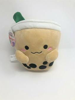 Milk Tea BOBA Plush 10 inch