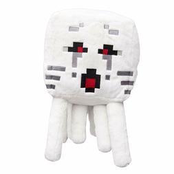 "Minecraft Large Ghast Plush Doll 12"" Stuffed Animals Soft Cu"