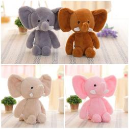 Mini Elephant Stuffed Plush Toy Soft Animals Doll Gift For Y