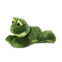 8 Inch Mini Flopsie Frolick Frog Plush Stuffed Animal by Aur
