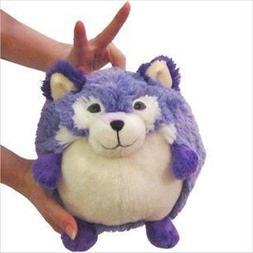 "squishables Mini Wolf Plush - 7"""