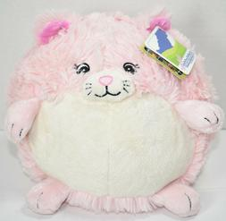 Squishable Minis ALPHABET SOUP PINK CHUBBY KITTY CAT Squishy