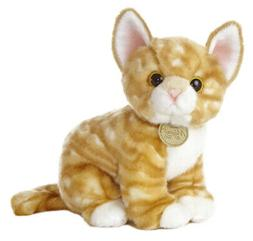 Miyoni Tots Orange Tabby Kitten 8 by Aurora