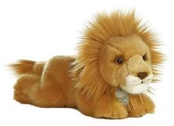 """Miyoni White Lion 8"""" by Aurora by Aurora World"""
