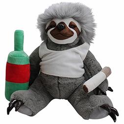 Moochie The Slacker Sloth – Lazy Sloth Plush Stuffed Anima