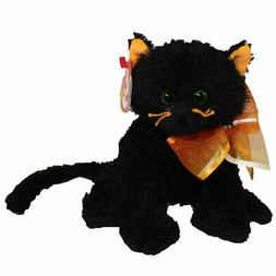TY MOONLIGHT the BLACK CAT BEANIE BABY - RETIRED - MINT TAGS