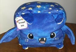 "Moosh-Moosh Squared 10"" Cube Soft Pillow Pet Plush Stuffed"