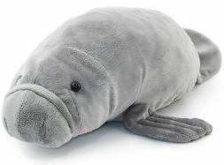 VIAHART Morgan The Manatee   17 Inch Stuffed Animal Plush Se
