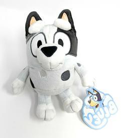 MUFFIN Plush Bluey Friends TV Cartoon Stuffed Animal 2020 #1