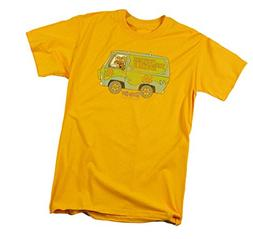 The Mystery Machine -- Scooby Doo Youth T-Shirt, Youth Small