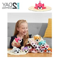 Mystery Stuffed Animals Collectible Plush Basic Fun Cutetito