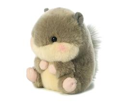 Nanigans Squirrel Rolly Pet 5 inch - Stuffed Animal by Auror