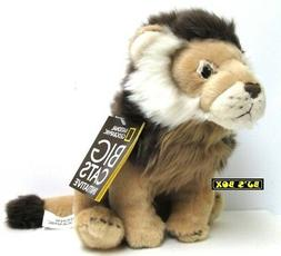 Lelly National Geographic Big Cats Initiative LION Stuffed P